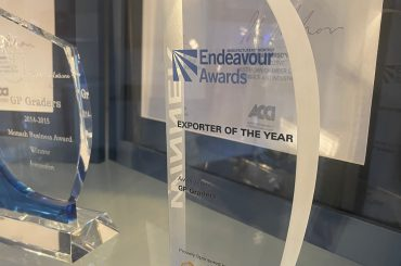 gpgraders-2016 Endeavour Awards Exporter of the Year – Winner