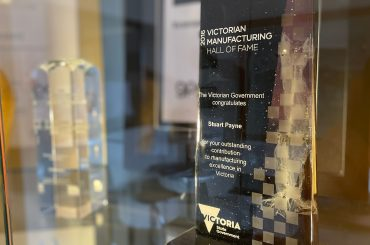 gpgraders-2016 Victorian Manufacturing Hall of Fame – Stuart