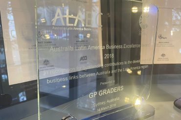 gpgraders-Aust–Latin America Business Excellence Awards 2018